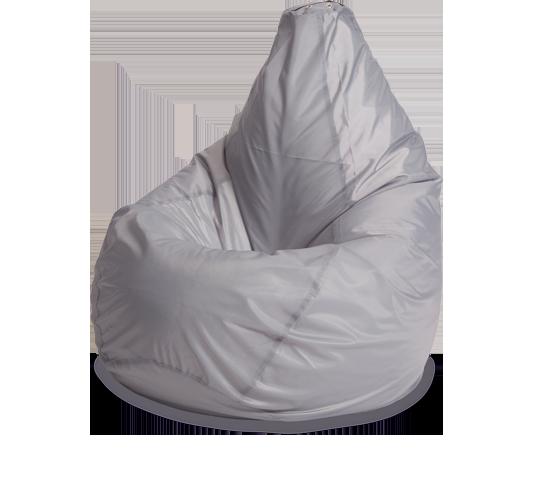 Кресло-мешок «Груша», XL, оксфорд, Серый