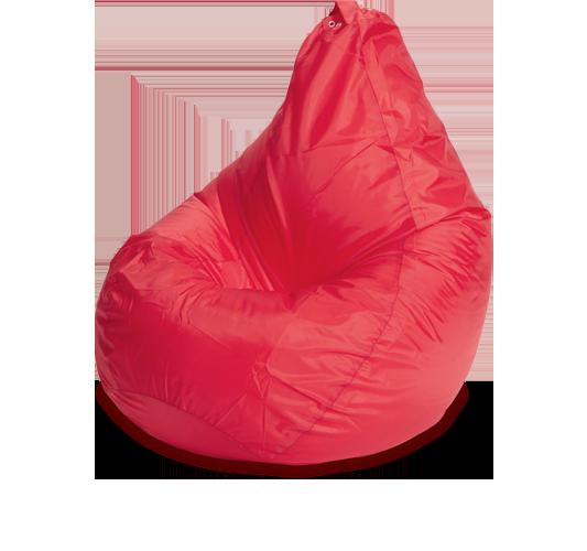 Кресло-мешок «Груша», XL, оксфорд, Красный