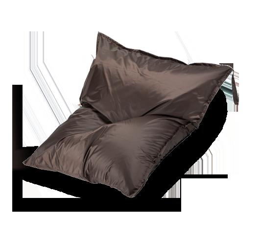 Кресло-мешок «Подушка», оксфорд, Коричневый
